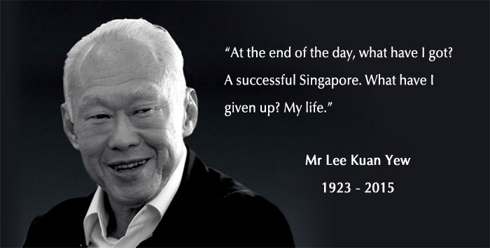 Remember LKY